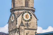 Collegiate Church in Stuttgart, Germany — Foto de Stock