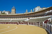 Ubeda's bullring in Spain — Photo