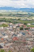 La fresneda wieś w teruel, hiszpania — Zdjęcie stockowe