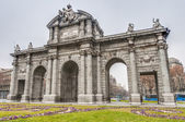 Puerta de Alcala at Madrid, Spain — Stock Photo