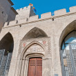 Aljaferia Palace at Zaragoza, Spain - Stock Photo