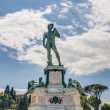 ������, ������: David at Piazzale Michelangelo in Florence Italy