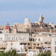 Cathedral in Rabat (Victoria), Gozo Island, Malta. - Stock Photo