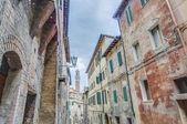 坎波广场锡耶纳,意大利托斯卡纳地区的 — 图库照片