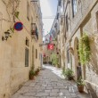 Tabone Street in Vittoriosa, Malta — Photo