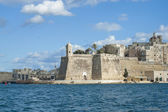 Fort Saint Michael in Senglea, Malta — Stock fotografie