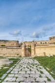 Fort Saint Elmo in Valletta, Malta — Stockfoto