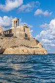 Great Siege Memorial in Valletta, Malta — Stock Photo