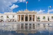 Main Guard building in Valletta, Malta — Stockfoto