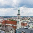 Stock Photo: Saint Peter church in Munich, Germany