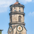 Stock Photo: Collegiate Church in Stuttgart, Germany