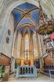 Church of Our Lady in Esslingen am Neckar, Germany — Stock Photo