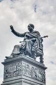 Rey estatua de josé maximilian de munich, alemania — Foto de Stock