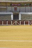 Stierkampfarena in ubeda, andalusien, spanien — Stockfoto