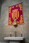 Ciutadella Park church in Barcelona, Spain — Stock Photo