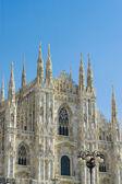 Il Duomo di Milan, Italy — Stock Photo