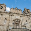Saint Lawrence church in Vittoriosa (Birgu), Malta — Stock Photo