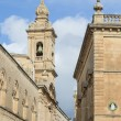 Carmelite Church in Mdina, Malta — Stock Photo