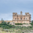 Selmun Castle located in Malta — Stock Photo #21853567