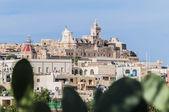 Cathedral in Rabat (Victoria), Gozo Island, Malta. — Stock Photo