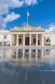 Main Guard building in Valletta, Malta — Stock Photo