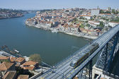 Luis I bridge at Porto, Portugal — Stock Photo
