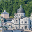 University Church (Kollegienkirche) at Salzburg, Austria — Stock Photo #22018035