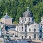 University Church (Kollegienkirche) at Salzburg, Austria — Stock Photo #22018035