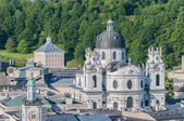 University Church (Kollegienkirche) at Salzburg, Austria — Stockfoto