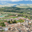 La Fresneda village at Teruel, Spain - Stock Photo