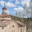 Penarroya de Tastavins village at Teruel, Spain - Stock Photo