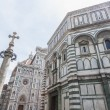 Battistero di SGiovanni in Florence, Italy — Stock Photo #22024659
