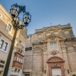 Santa Scholastica church in Vittoriosa (Birgu), Malta — Stock Photo