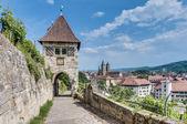 Neckarhaldentor エスリンゲン ・ アム ・ ネッカー、ドイツ — ストック写真