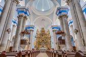 Assumption church shrine at Calaceite, Spain — Stock Photo