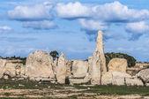 ハガル qim マルタの巨石神殿 — ストック写真