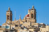 Basilica of Senglea in Malta. — Stock Photo