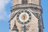 Collegiate Church in Stuttgart, Germany — Stockfoto