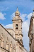 Carmelite Church in Mdina, Malta — 图库照片