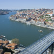 Постер, плакат: Luis I bridge at Porto Portugal