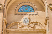 Church of Saint Peter in Marsaxlokk, Malta — Stock Photo