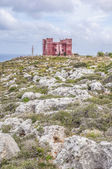 St. Agatha's Tower in Malta — Stock fotografie