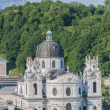 University Church (Kollegienkirche) at Salzburg, Austria — Stock Photo #33144713