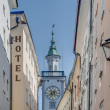 Old City Hall (Altes Rathaus) at Salzburg, Austria — Stock Photo #33146249