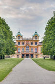 The Favorite Schloss in Ludwigsburg, Germany — Stock Photo