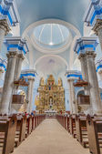 Assumption church shrine at Calaceite, Spain — Foto Stock