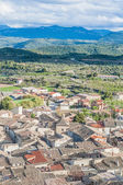 La Fresneda village at Teruel, Spain — Стоковое фото