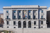Episcopal Palace at Avila, Spain — Stock Photo