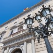Stock Photo: Generalitat Palace in Barcelona, Spain