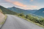 Buesa valley near Ordesa y Monte Perdido National Park — Stock Photo